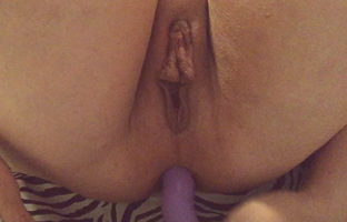 He wanted to watch me make myself cum..