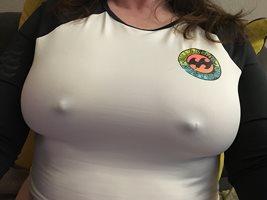just a bit nipply