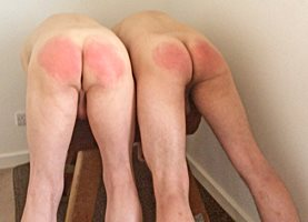 Duo sub spanking. If you like this pic, don't forget to look at my other pi...