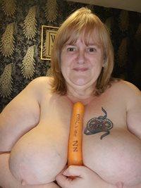 Damn....its only a carrot