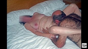58 yo wife enjoying having her pussy worked by friend